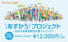 10,000円(12,000円分の利用券)