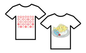 AFFTシャツ2枚組