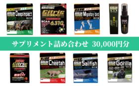 【お得!】サプリメント詰め合わせセット 30000円分