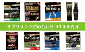 【超お得!】サプリメント詰め合わせセット 45000円分