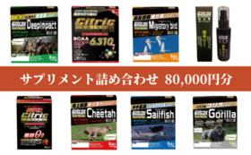 【超豪華!】サプリメント詰め合わせセット 80000円分