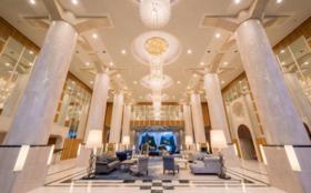 ✨ペア高級ホテル宿泊券(シャツ付き)・支援感謝状(七つ星)✨