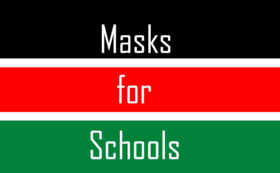 Masks for Schools を応援