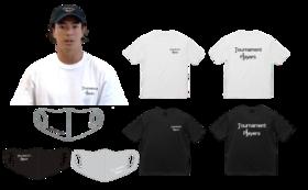 オリジナルTシャツ+オリジナルマスク+お礼動画