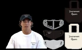 オリジナルトートバッグ+オリジナルマスク+お礼動画