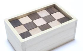 2種木知育ブロック