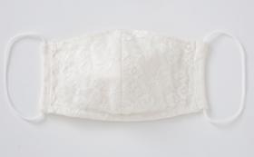 熱中症予防に!【早割10% OFF】大人レディース用 洗える涼しいシルクマスク【限定80】