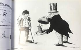 地雷の風刺画と写真の資料集