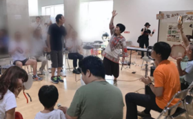 みゅうじっくぼうる 音楽療法体験