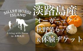 淡路島五色町のオーガニック野菜セット【限定12組】