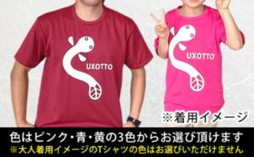 浜名湖体験学習施設ウォットのうなぎTシャツ親子セット
