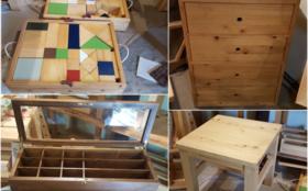 解体体験+SEN. RETREAT高原 宿泊券+解体廃材で作る木工品