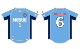 【プレミアムグッズコース】2002シーズンユニフォーム復刻モデルシャツ<Sサイズ>
