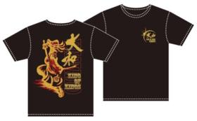 【先着18名】1大会チケット/Tシャツ/DVD/ステッカー付応援プラン