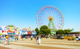 ひたち海浜公園入園券付案内(1泊宿泊付)