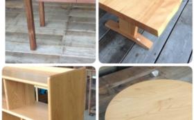 老舗手作り家具工房のオーダー家具