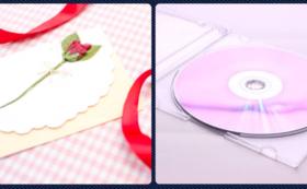 お礼のお手紙&DVDプレゼント エンドロールにお名前記載(任意)