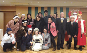 豪華なリターンは不要)こちらのコースのほとんどは「劇団ミムラ」の運営費用に充てさせていただきます。(10万円)