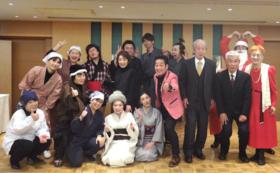 豪華なリターンは不要)こちらのコースのほとんどは「劇団ミムラ」の運営費用に充てさせていただきます。(5万円)