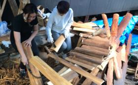 【檜の端材利用】DIYお箸