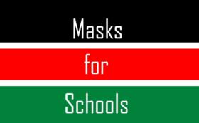 Masks for Schools をとにかく応援