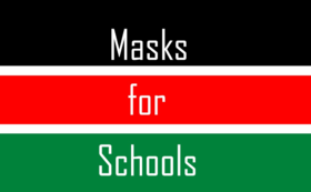 Masks for Schools を究極応援