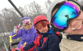 親子の思い出に!新たな挑戦に!スキー満喫プラン