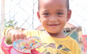 【cuepitプラン】カンボジアの子どもたちの激カワアルバム