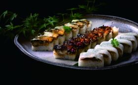 【福井県外の方限定】押し寿司セット
