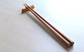 増山博 箸と箸置きセット