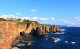 南紀白浜の絶景スポット「三段壁」の魅力に迫るオンラインツアー!
