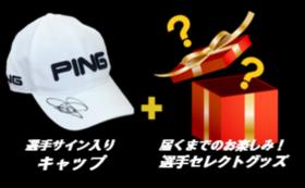 小倉 ひまわりプロ サイン入りキャップ&セレクトグッズ