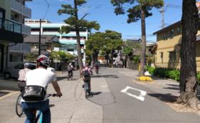 岡崎市内をご案内!「サイクリングツアー」ペアチケット