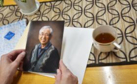 【福井県外の方向け】「親Photo 出張撮影(キャビネ写真付き)1回」(撮影場所は「嶺北」に限ります)
