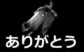 サンクスレター【痛いポエム付き】