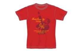 【グッズで応援】OBストイコビッチさんプリントサイン入Tシャツ【監督時代】
