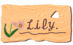 Lily【ピンク】