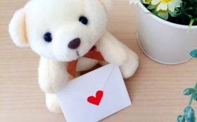 お礼の手紙プレゼント