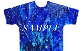 蒼旅オリジナルフルグラフィックTシャツ+御礼ポストカード