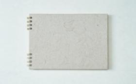 【10%OFF】⑭滝製紙所・ソーダスト トリノコノート1冊(B6サイズ)