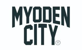 MYODEN CITY Tシャツ