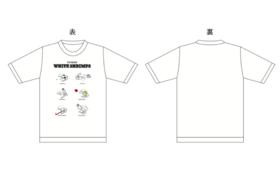 【発起人6選手のサイン入り】オリジナルTシャツ+北日本新聞にお名前掲載