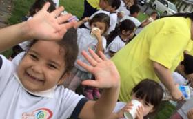 託児所ミライの1日体験