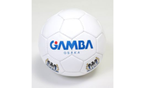 【ガンバ大阪様提供】ガンバ選手1名のサイン入り1号球ボール:5個限定