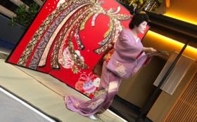 ご祝儀プラン②「華ひめ楼」開業ご祝儀15000円への返礼 地酒と花名刺