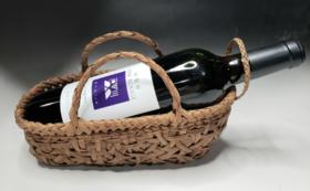 山葡萄ワインセット(3本セット)&ワインバスケット