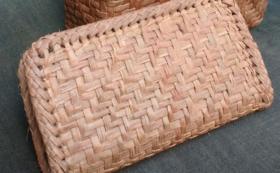 山葡萄編み組み長財布
