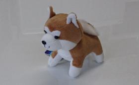 かわいい秋田犬のぬいぐるみ付き 応援コース