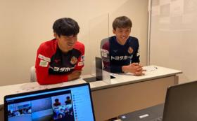 K:【豊田市外の方限定】選手とのオンライン対談権利
