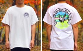 【山鳥の森までお越しいただけない方にオススメ】 復活限定!山鳥Tシャツ&ステッカー
